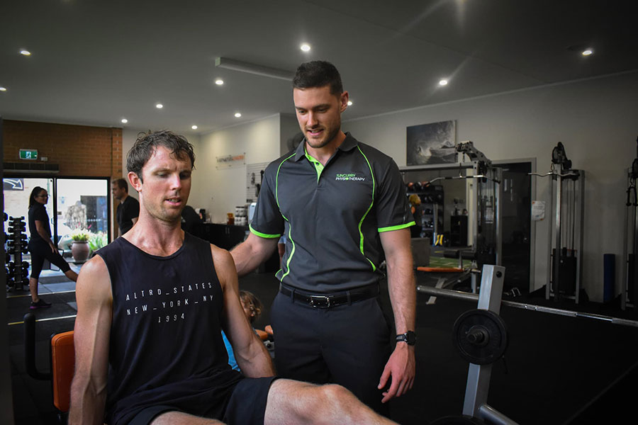 Strength, Conditioning and Rehabilitation Services